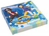 20 Servietten Playmobil Super 4