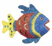 Pinata bunter Fisch