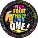 8 Teller Countdown Silvester