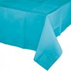 Papier Tischdecke Bermuda Blau
