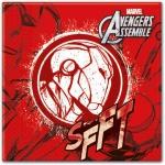 20 Avengers Teens Servietten Ironman