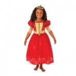 Rubin Rote Prinzessin Delux Kostüm
