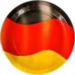 10 Teller Deutschland Party