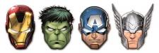 6 Masken MIGHTY Avengers