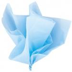 10 Bogen Packseide Hellblau