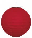 Lampion Rot 25cm
