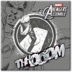 20 Avengers Teens Servietten Thor