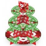 Weihnachten Muffin Etagere