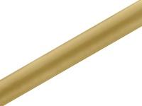 Satin Tischläufer Gold 0, 36 x 9m