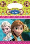 6 Partytüten Frozen die Eiskönigin