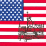 50 Servietten Amerika