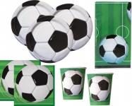 49 Teile Fußball Party Deko Set für 16 Personen
