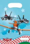 6 Disney Planes Partytüten