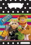 6 Muppets Party Mitgebsel Tüten