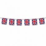 XXL Flaggenkette Großbritannien