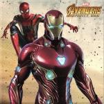 20 Servietten Avengers Infinity War