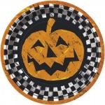 8 Teller Formel Halloween