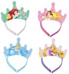 4 Krönchen Disney Princess Heart