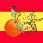 50 Servietten Spanien