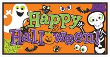 Happy Halloween Wandposter
