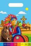 8 Indianer Party Mitgebsel Tüten