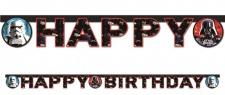 Geburtstags Girlande Star Wars Classic