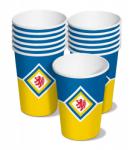 10 Becher Eintracht Braunschweig