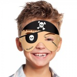 Piraten Kinder Maske aus Moosgummi