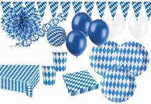 XXL Party Deko Set Oktoberfest für 16 Personen