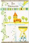 Glückwunschkarte Kommunion 001