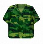 8 Camouflage Teller