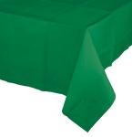 Papier Tischdecke Smaragd Grün