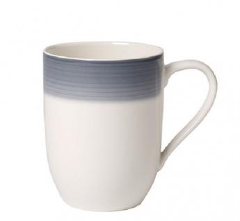 Villeroy & Boch Colourful Life Cosy Grey Becher mit Henkel 0, 37 ltr.