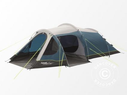 Campingzelt Outwell, Earth 3, 3 Personen, Blau/Grau