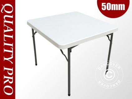 Bankett-Tisch PRO 88x88x74cm, Hellgrau (1 St.)