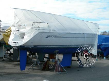 Bootsdeck-Rahmen für Bootsplane Abdeckplane, NOA, 9m