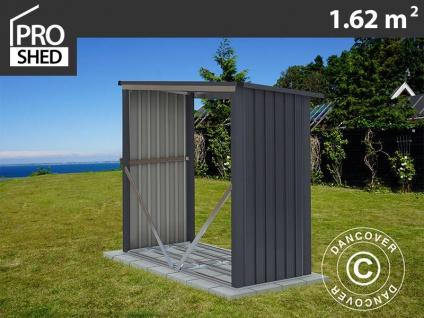 Holzlager 1, 82x0, 89x1, 56m ProShed®, Anthrazit