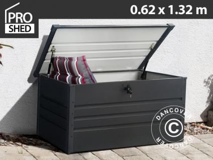 Gartenbox 400L, 0, 62x1, 32x0, 62m ProShed®, Anthrazit