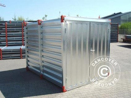 Umweltcontainer 2, 25x2, 2x2, 2 m - Vorschau 5