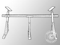 Bootsständer, Stahl, Tyresöbocken Typ IV, Max 5.000kg, Breite 3m