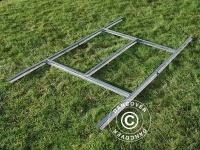 Bodenrahmen für Geräteschuppen, ProShed, 2, 13x1, 91 m