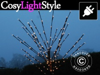LED Lichterbaum, 1, 5m, warmweiß, 140 LED