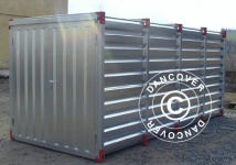 Container 4x2, 2x2, 2 m