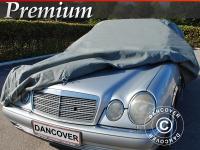 Autoschutzhülle Premium, 4, 7x1, 66x1, 27m, Grau