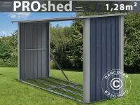 Holzlager 1, 82x0, 89x1, 56m ProShed, Anthrazit