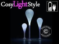 LED-Bodenlicht, Wassertropfen, 1 stck.