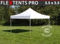 Faltzelt FleXtents PRO 3, 5x3, 5m Weiß