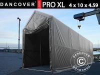 Lagerzeit PRO XL 4x10x3, 5x4, 59m, PVC, Grau