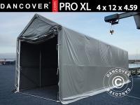 Lagerzeit PRO XL 4x12x3, 5x4, 59m, PVC, Grau