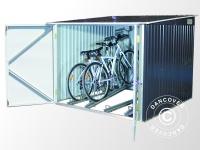 Fahrradschuppen Sapphire 2, 03x2, 02x1, 625m, anthrazit
